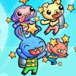 Rocket Pets Game Online kiz10