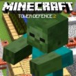Minecraft Tower Defense 2 Game Online kiz10