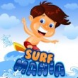 Surf Mania Game Online kiz10