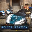 Game Skill 3D Parking Police Station