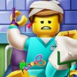 Lego Hospital Recovery Game Online kiz10