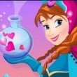 Frozen Love Spell Game Online kiz10