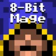 8-Bit Mage Game Online kiz10
