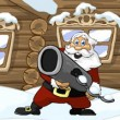Christmas Boulder Game Online kiz10