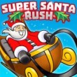Super Santa Rush Game Online kiz10