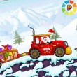 Santa Gifts Tansport Game Online kiz10