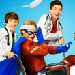 Mighty Med - Wheel n Heal Game Online kiz10