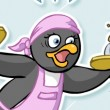 Penguin Diner Game Online kiz10