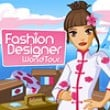 Fashion Designer World Tour Game Online kiz10