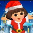Dora Christmas Time Game Online kiz10