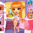 Cutie Trend-School Girl Group Dress Up Game Online kiz10