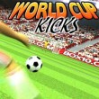 World Cup Kicks Game Online kiz10