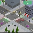 Traffic Light Madness Game Online kiz10