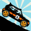 2D Rally Race Against Time Game Online kiz10