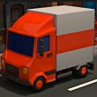 Toon 3D Parking Delivery Dash Game Online kiz10