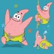 Game Patrick Starfish Memory