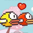 Flappy Bird Valentines Day Adventure Game Online kiz10