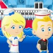 Frenzy Cruise Game Online kiz10