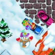 Snowland Parking Game Online kiz10