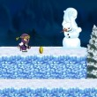Ninja Ben in Winterland Game Online kiz10