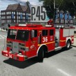 Fire Trucks Differences Game Online kiz10
