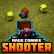 Rage Zombie Shooter Game Online kiz10