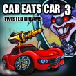 Car Eats Car 3: Twisted Dreams Game Online kiz10