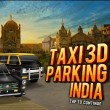 Taxi Parking 3D India Game Online kiz10