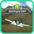 3D Flight Sim Game Online kiz10
