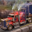 3D Parking Thunder Trucks Game Online kiz10