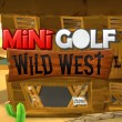 Mini Golf Wild West  Game Online kiz10