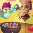 Candy Shooter 2 Game Online kiz10