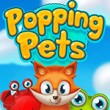 Popping Pets Game Online kiz10