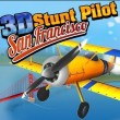 3D Flight Simulator Stunts Game Online kiz10