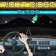 Night Rider Turbo Game Online kiz10