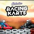 Cola Cao Racing Karts Game Online kiz10
