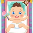 Cute Baby Care Game Online kiz10