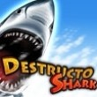 Destructo Shark Game Online kiz10