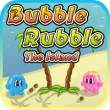 Bubble Rubble The island Game Online kiz10