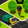Clean Green City Game Online kiz10