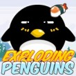 Exploding Penguins Game Online kiz10