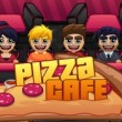 Pizza Cafe Game Online kiz10