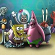Game SpongeBob Friends Memory