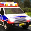 Medical Van 3D Parking Game Online kiz10