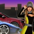 Tuning Race Girls 2 Game Online kiz10