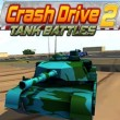 Crash Drive 2: Tank Battles Game Online kiz10