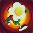 Run Flower Run Game Online kiz10