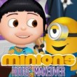 Game Minions House Makeover