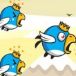 Royal Angry Birds Game Online kiz10