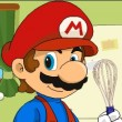 Game Mario Mushroom Cupcake